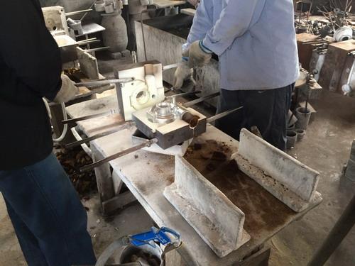 permanent mould casting process pdf