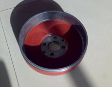 brake drum of tractor
