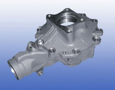 speed reducer shell