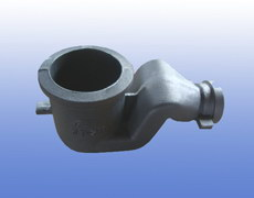 stove iron part